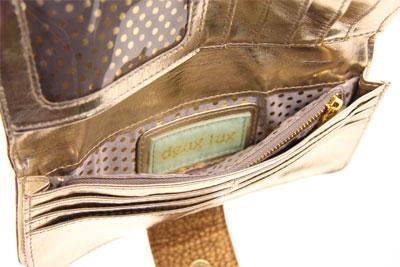 deux lux デュラックス KING長財布 DL609-211 ブロンズ