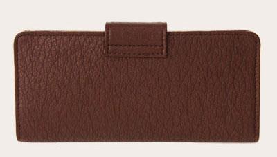 deux lux デュラックス KING長財布 DL609-211 ブラウン
