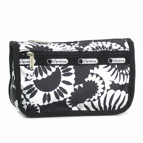 LeSportsac レスポートサック 6502 4861 ホワール WHIRL BOXED TRAVEL COSMETIC