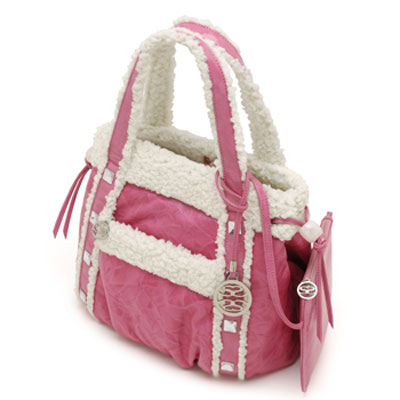 SAVOY サボイ SM7660202 ハンドバッグ Pink